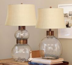 Love, love, love these lamps!