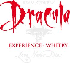The Dracula Experience is a unique tour through the Dracula story and the connection to Whitby. Bram Stoker, Love Never Dies, Dracula, Animation, Logo, Places, Hipster Stuff, Logos, Bram Stoker's Dracula