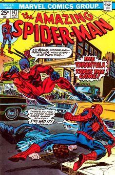Amazing Spider-Man # 147 by John Romita
