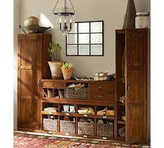 Eagan Multipanel Extra Small Mirror - Bronze | Pottery Barn