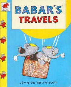 Babar's Travels by Jean de Brunhoff.