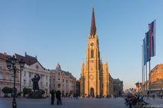 Matkabloggaaja Reissuesa kävi Novi Sadin kaupungissa Pohjois-Serbiassa.