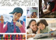 At-Home Reading Activities for 6-Year-Olds