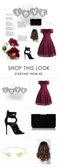 """""""women set"""" by amypolivore ❤ liked on Polyvore featuring beauty, Giuseppe Zanotti, L.K.Bennett and Lord & Taylor"""