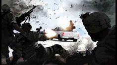 Return Fire #ConceptArt from #Battlefield4