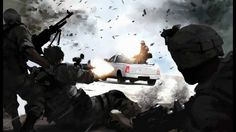 Return Fire #ConceptArt from #Battlefield4