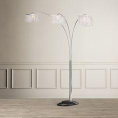 "House of Hampton Alena 97"" Tree Floor Lamp & Reviews | Wayfair"