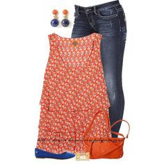 """Tory"" by stay-at-home-mom on Polyvore"