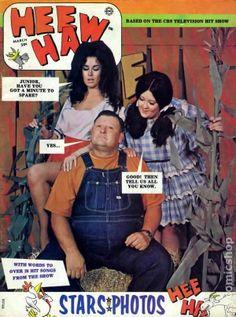 Hee Haw Women | Hee Haw (1970) Magazine comic books Country Music Stars, Country Music Singers, Hee Haw Show, Old Comic Books, Old Comics, Old Shows, Tv Guide, Hit Songs, Classic Tv