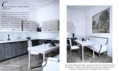 Kitchen: Parisian apartment, Gilles & Boissier