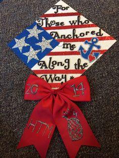 My graduation cap for grand valley state university April # grad cap Graduation Look, Graduation 2016, Nursing School Graduation, Graduation Caps, Graduation Ideas, Grad Pics, Graduation Pictures, Disney Grad Caps, Valdosta State