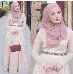 stylé, beauty, and hijab image
