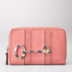 I want this wallet! ♥