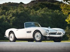BMW 507 and it is one of the finest vehicles out there!