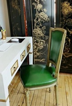 KELLY-GREEN-INTERIORS_DECORATING - Green colour inspiration