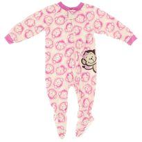 Ivory Monkey Blanket Sleeper for Girls $9.99