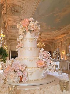 Ana Parzych Cakes Rosecliff Wedding