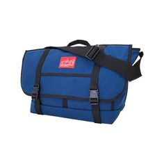 Manhattan Portage NY Messenger Bag - Navy ( 105) ❤ liked on Polyvore  featuring bags abfa9fa095825
