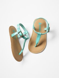 Thong sandals Baby Gap