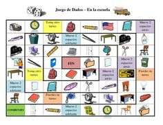 Spanish Class Schedule Paragraph With Order Words Student
