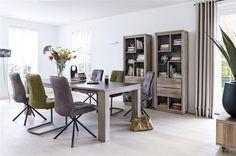 Wooncollectie Ermont & Ermondo met bovenblad van keramiek en stoel Milan & Milva - Henders & Hazel