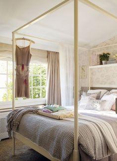 Um quarto e closet que exala feminilidade!!!