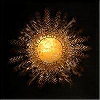 Sun King Wall Lamp