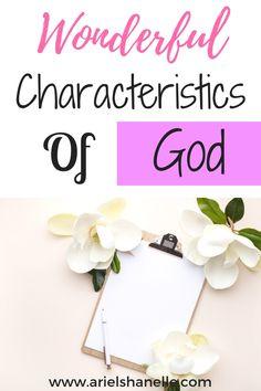 Characteristics of G