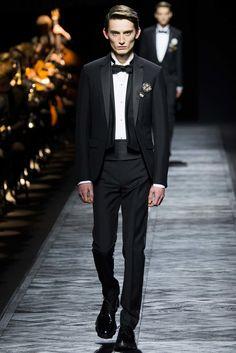 Dior Homme Fall 2015 Menswear Fashion Show