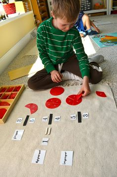 What DID We Do All Day? Mixed and Improper Fractions