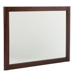 Home Decorators Collection Madeline 26 In Wall Mirror In Chestnut