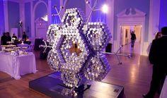 Centerpiece Display | Winter Wonderland