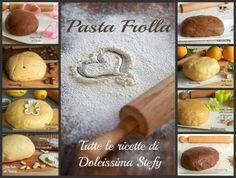 Ricettario Gratuito sulla Pasta Frolla - Dolcissima Stefy