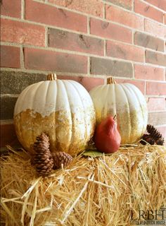546 best diy pumpkin craft images on pinterest diy pumpkin diy pumpkin crafts diy pick your pumpkin challenge gold leaf glitter pumpkins solutioingenieria Choice Image