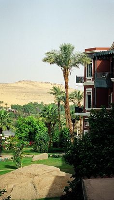 Old Cataract Hotel... Ive stayed there!! Aswan - Egypt