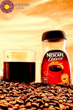 Nescafe Coffee - Commercial Ads Photography.