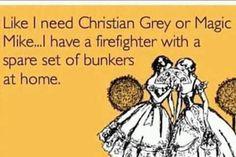 Love my USAF firefighter <3