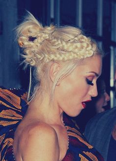 Gwen Stefani- one of my many lady crushes....
