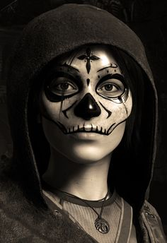 Calavera   Game: Shadow of the Tomb Raider
