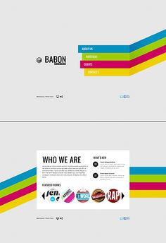 Babon Design Flash Templates by Ares