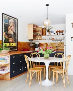 The home of @sar_collins, photographed by @annetteobrien for @thedesignfiles