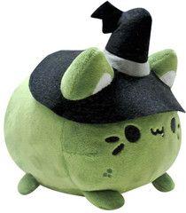 Meowchi Plush Green Witch