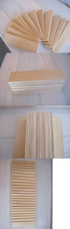 "1//2  x 1 x 23/"" Model Lumber basswood architect timber 1p craft MW"