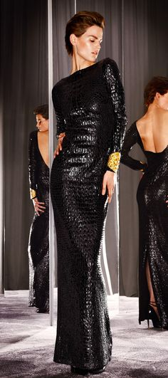 Tom Ford A/W '12 Look Book > photo 1844438 > fashion picture