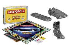 """Le Monopoly """"Retour Vers Le Futur"""" est là !"""