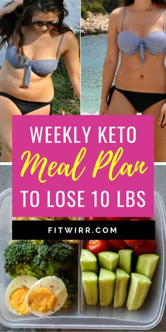 Thinking of starting the keto diet? As with any restrictive low-carb diet, the keto diet comes with a set of rules, challenges and list of foods to eat and not to eat. This keto diet menu… Easy Keto Meal Plan, Diet Meal Plans To Lose Weight, 7 Day Meal Plan, Ketogenic Diet Meal Plan, Ketogenic Diet For Beginners, Beginners Diet, Ketosis Diet, Meal Prep, Keto Regime