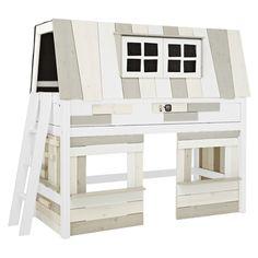 LIFETIME Kidsrooms | Hangout på mellemhøj seng
