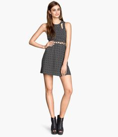 H&M Dress with Cut-out Details $17.95