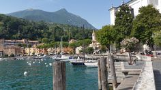 Hafen von Maderno Innsbruck, New York Skyline, Travel, Summer Recipes, Viajes, Trips, Tourism, Traveling