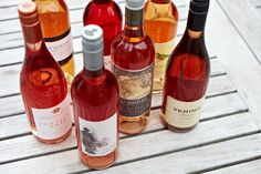 Some great Yarra Valley Rose's. Versatile all year round and a great match with food. Don't write off Australian rose - there's been an evolution in the focus of rose and many producers making some exceptional wines! #roserev #wine #rose